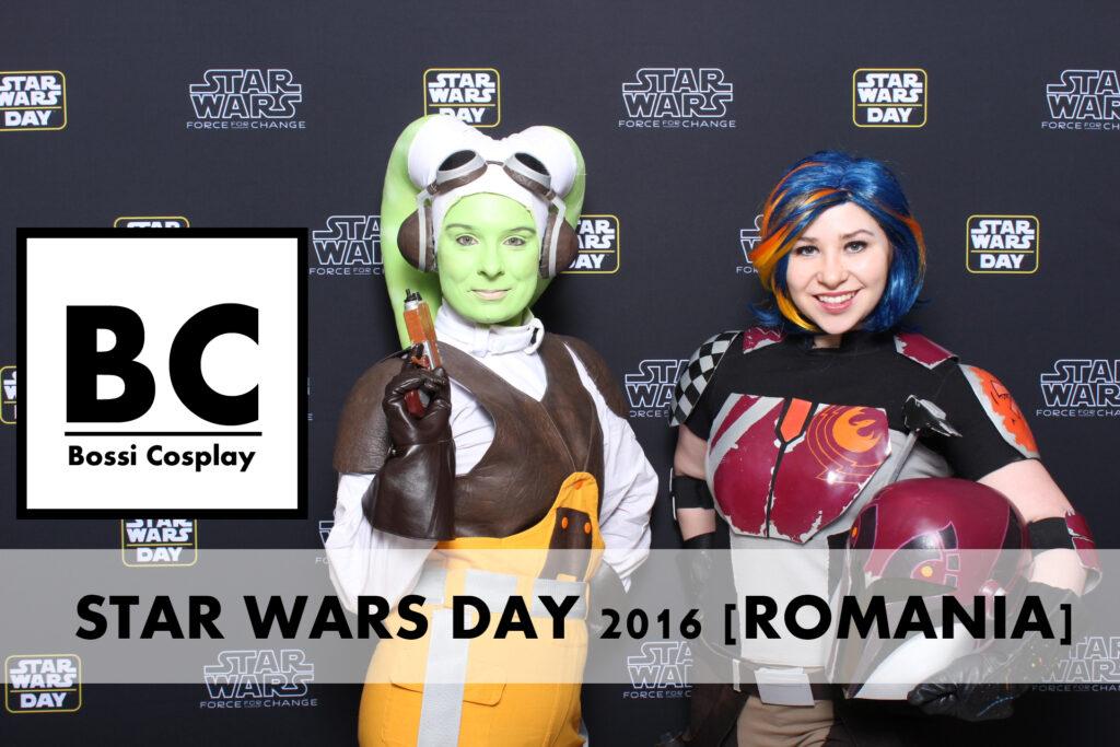 Star Wars Den 2016 Rumunsko [VIDEO]