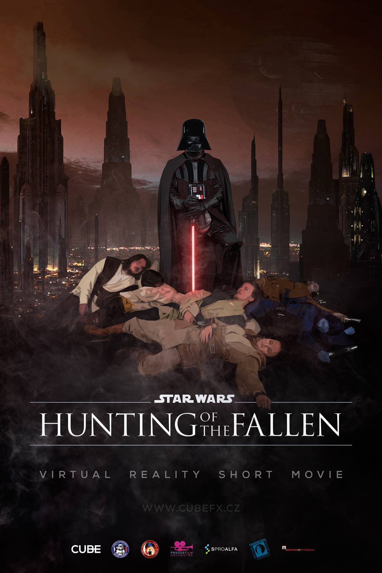 Star Wars Hunting of the Fallen [VIDEO]