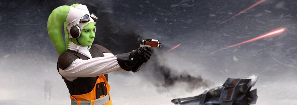 Hera Syndulla (Star Wars: Rebels)