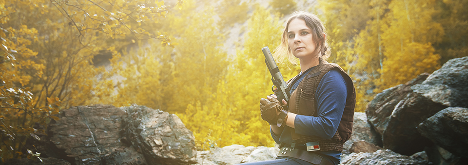 Jyn Erso (Rogue One: A Star Wars Story)